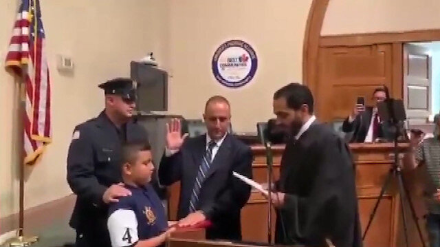 ABD'nin New Jersey eyaletine ikinci Müslüman emniyet müdürü