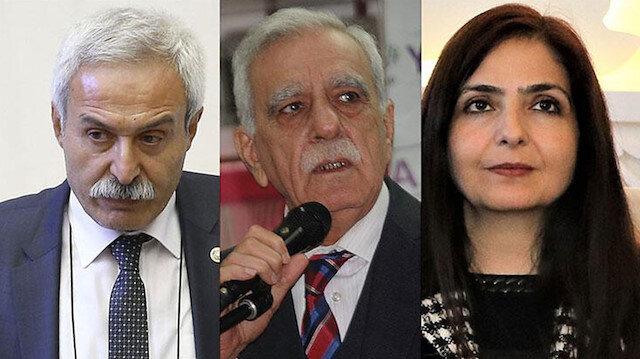 Görevden uzaklaştırılan HDP'li başkanların terör dosyası kabarık çıktı