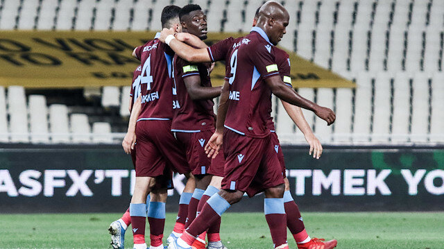 AEK-Trabzonspor: 1-3