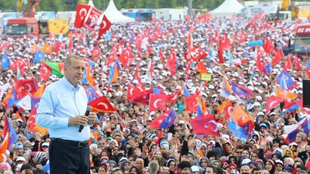AK Partiden 18. yıl için özel marş