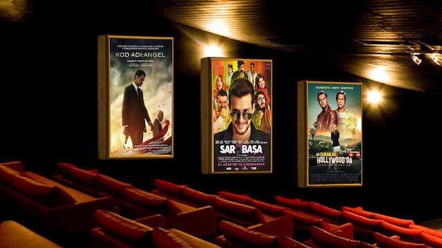Haftanın filmleri arasında bir adet yerli film bulunuyor.
