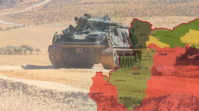 İdlib'de işler karışıyor: Hedefte 8 numaralı gözlem noktası mı var?