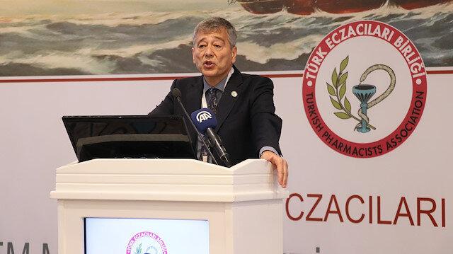 Türk Eczacıları Birliği Başkanı (TEB) Erdoğan Çolak açıklama yaptı.