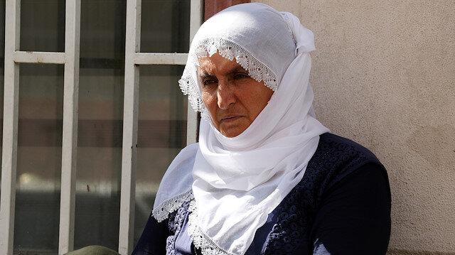 Oğlu HDP'lilerce kaçırılıp dağa çıkarılan anne Hacire Akar konuştu