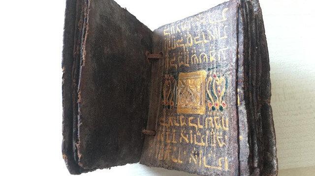 تركيا.. ضبط مخطوطة عمرها 1500 عام