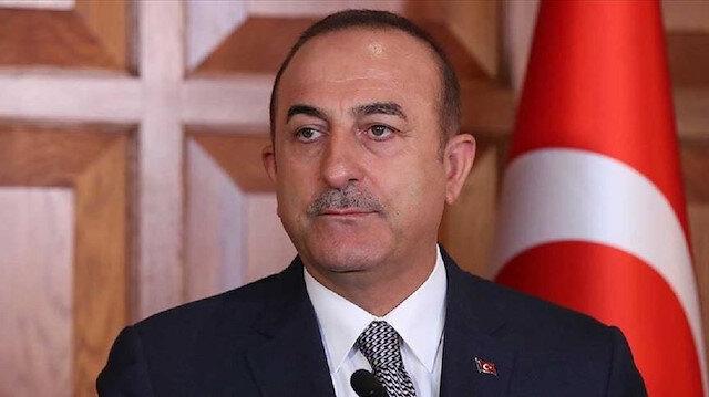 تشاووش أوغلو: لا نقبل أي اتفاق شرقي المتوسط يستثني تركيا وشمال قبرص