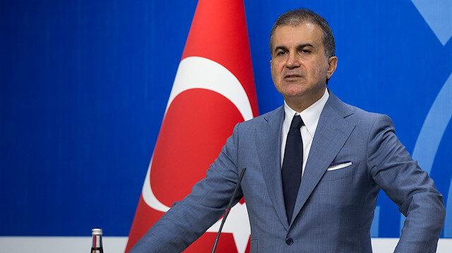 AK Parti Sözcüsü Çelik: Üzerimize düşeni yapmaya hazırız