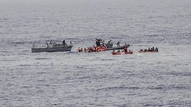 فرنسا تستقبل 150 من مهاجري سفينة أوشيان فايكينغ الإنسانية