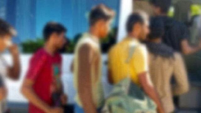 تركيا.. ضبط 155 مهاجرا غير قانوني