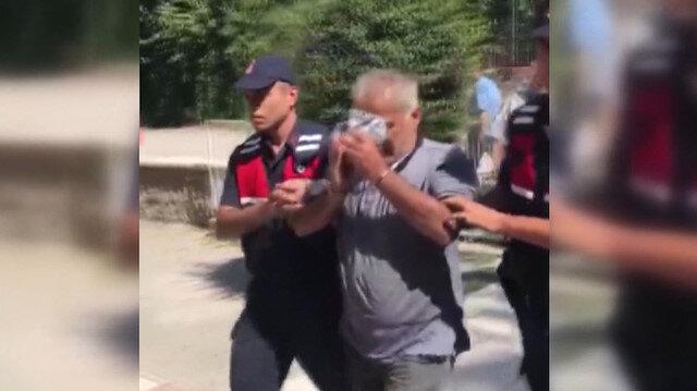 Tövbekar dolandırıcı cami çıkışı yakalandı