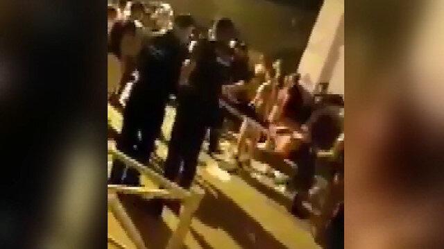 Rap konserinde izdiham: 5 ölü 21 yaralı