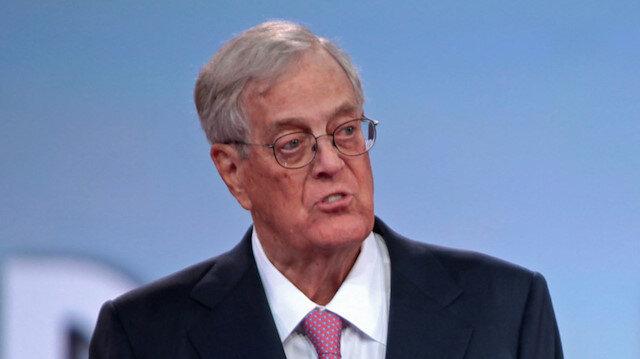 ABD'li muhafazakar milyarder David Koch yaşamını yitirdi