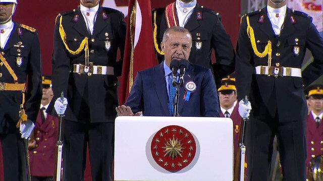 Cumhurbaşkanı Erdoğan: Türkiye bir kabile devleti değildir