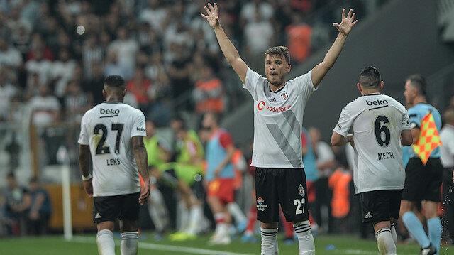 Beşiktaş-Göztepe: 3-0