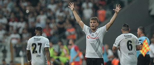 Beşiktaş 'averaj' kapattı