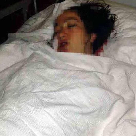 Yeni doğum yapan eşini hastanede bıçakladı