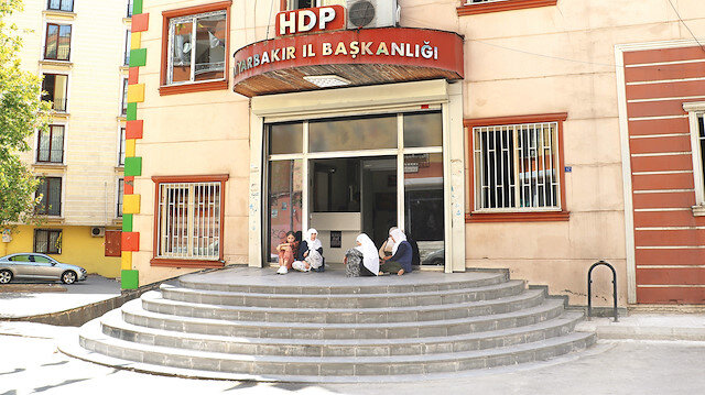 HDP oğlumu çaldı