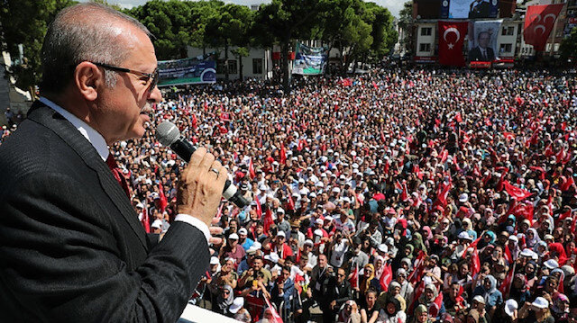 أردوغان: لن نكترث بتهديدات الغرب وسنتابع أعمال التنقيب شرق المتوسط