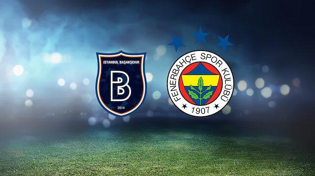 Başakşehir-Fenerbahçe