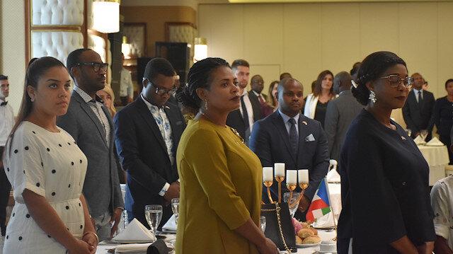 سفراء إفريقيا لدى أنقرة يجتمعون في برنامج صداقة