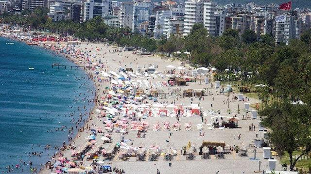 خلال 8 شهور فقط.. ولاية تركية تحقق رقمًا قياسيًّا باستقبال عدد السياح
