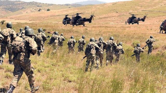 المخلب 3.. الجيش التركي يطلق عملية عسكرية جديدة في هذه المنطقة!