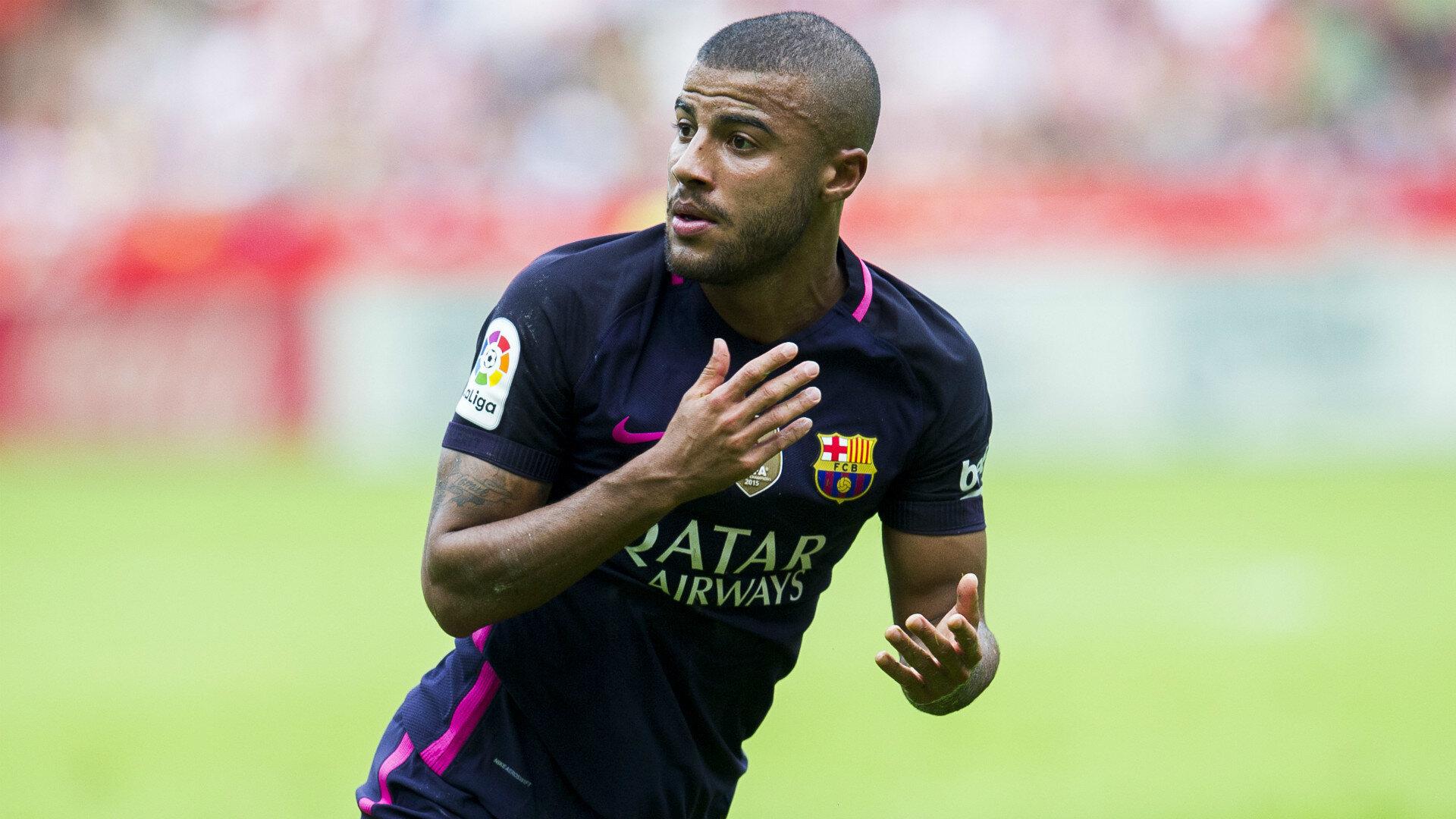 Rafinha'nın Barcelona ile olan sözleşmesi 30 Haziran 2020'de sona eriyor.