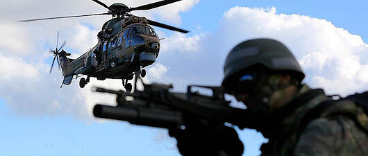 Hakkari'de terör operasyonu