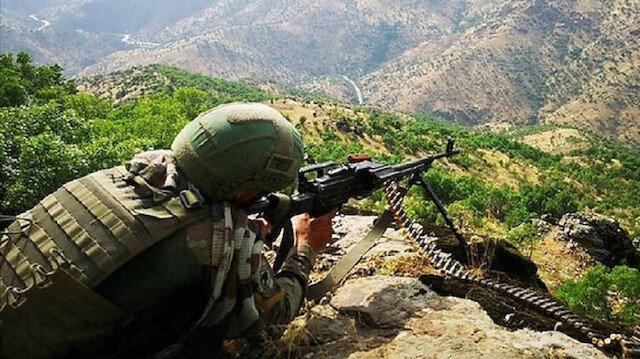استشهاد 3 عسكريين أتراك شمالي العراق