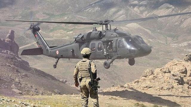Pençe-3 Harekatı'nda 6 terörist daha öldürüldü