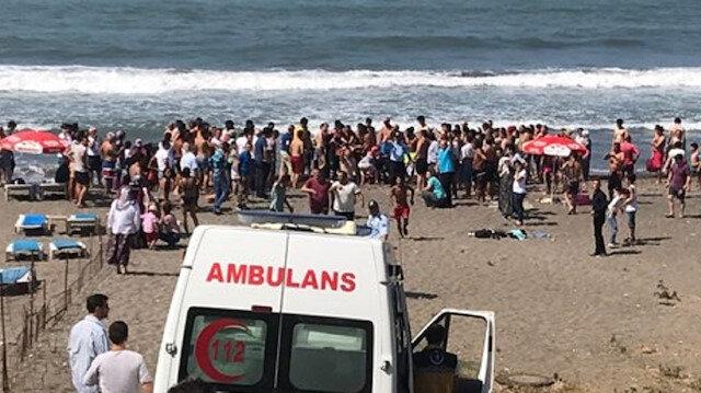 Denizde boğulmak üzere olan iki Türk'ü kurtaran Libyalı alim hayatını kaybetti