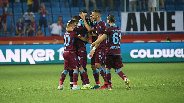 Trabzonspor-Yeni Malatyaspor: 2-1