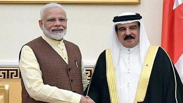 على خطى الإمارات.. البحرين تمنح رئيس وزراء الهند وساما رفيعا
