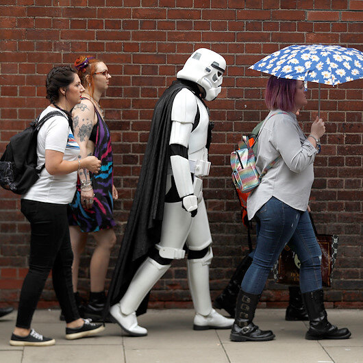 'Star Wars,' 'Frozen,' Marvel, Mulan show fans the force is with Disney