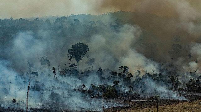 Fransa'dan Amazonlar için uluslararası fon önerisi