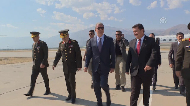 Efforts ongoing for Turkey-US patrols in Syria safe zone
