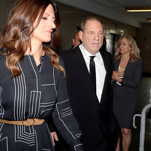 Harvey Weinstein pleads not guilty to new indictment accusing him of rape