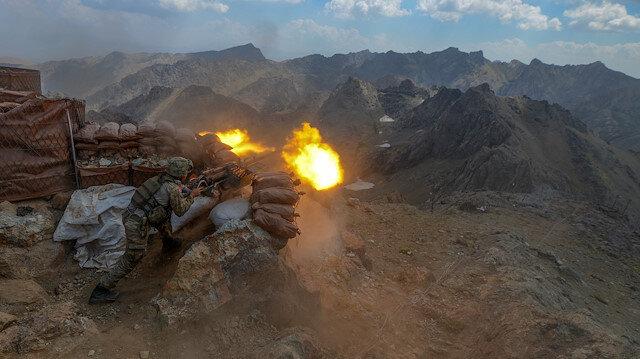 Pençe-3 Harekatı kapsamındaki operasyonlar devam ediyor.