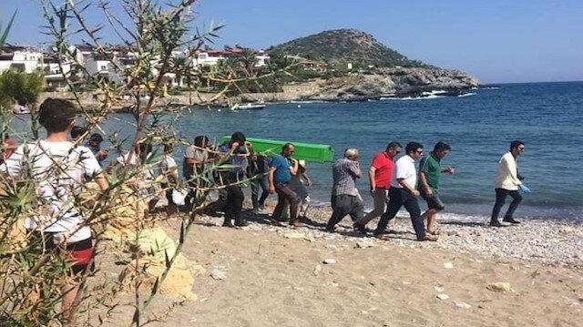 Mersin'de akıntıya kapılan erkek cesedi Alanya'da çıktı