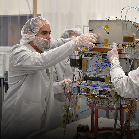 NASA activates deep space atomic clock