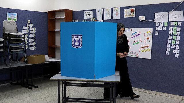 İsrail seçimlerinde kamera yasağı