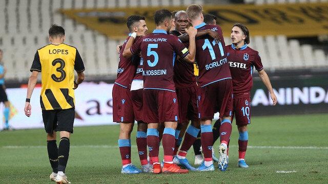 Trabzonspor-AEK karşılaşmasına dair tüm bilgiler