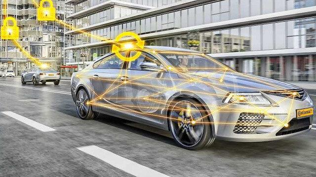 Siber saldırıların yeni hedefi bağlı arabalar