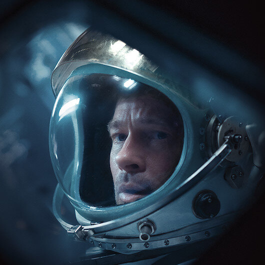 "Brad Pitt says space epic ""Ad Astra"" his ""most challenging film"""