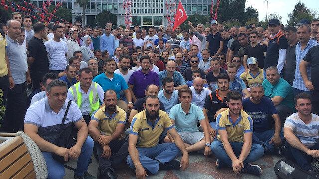 İşten çıkarılan İBB işçileri: 16 bin CV toplandı bizim yerimize onları alacaklar