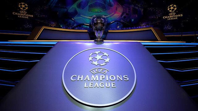 Şampiyonlar Ligi kura çekimi Monaco'da yapıldı