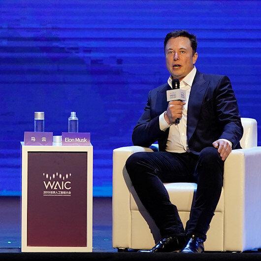Tesla's Musk, Alibaba's Ma talk aliens and AI, skip issues like trade