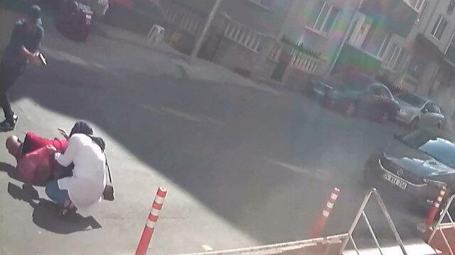 Sokak ortasında sevgilileri arkalarından vurdu: 1 ölü, 1 yaralı