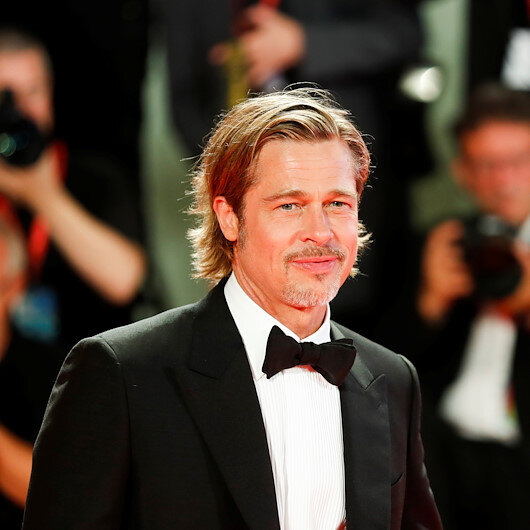 Brad Pitt says space epic 'Ad Astra' his 'most challenging film'