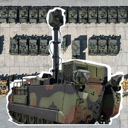 ASELSAN'dan TSK'nin ateş gücüne teknolojik destek